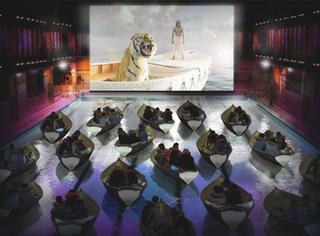 11个全世界最奇特电影院,你去过哪个