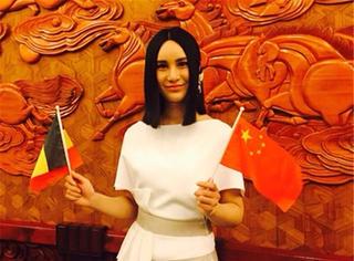 和习大大握手、8次中外文化交流 尚雯婕就是娱乐圈的外交官