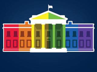 爱不分性别敢爱就好 美国同性恋婚姻正式合法化