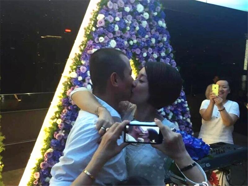 7年婚姻之后,文章终于补上了欠马司令的求婚