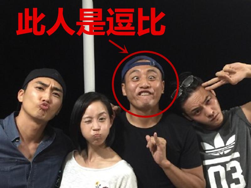 刘烨:明明长着帅比的脸,非要过逗比的人生