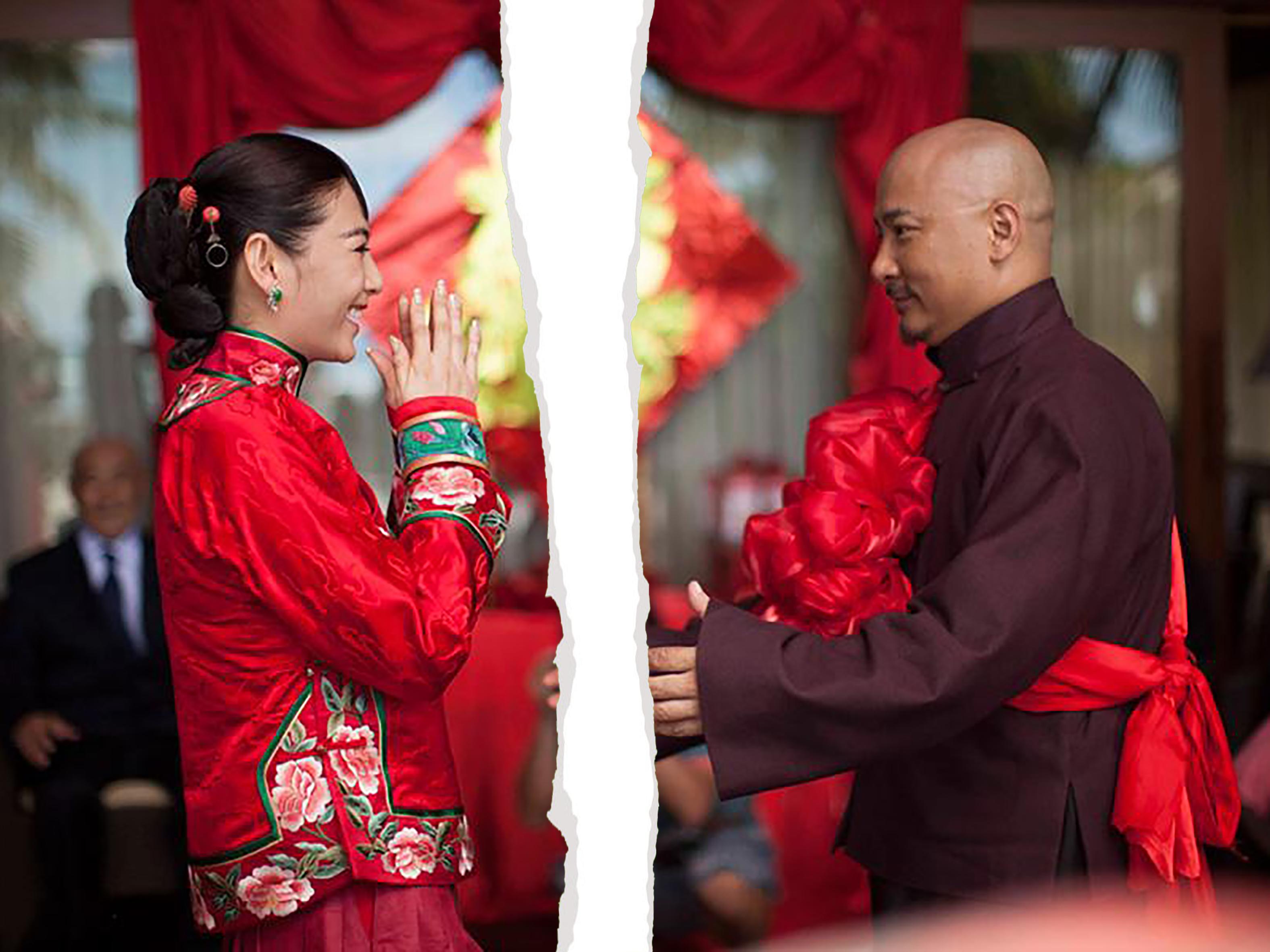 """张雨绮&王全安:分手的祝福可以是""""愿你好,祝我安"""""""