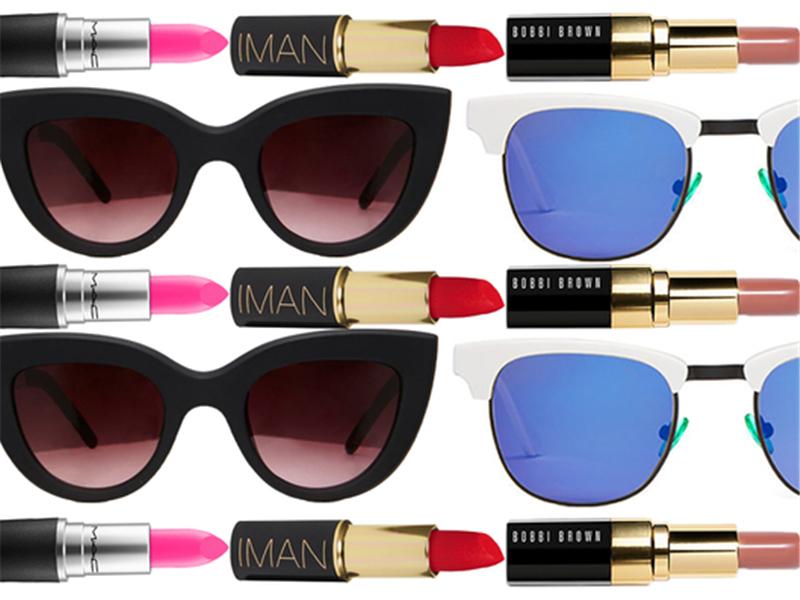 超实用 | 当墨镜和口红配成对 才是真正的时髦100分
