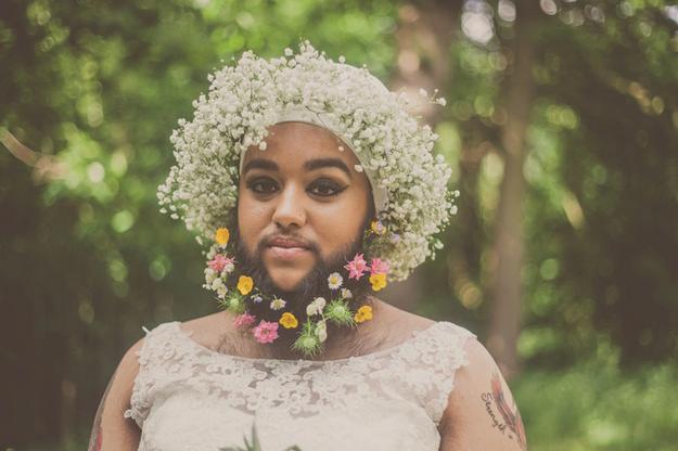 看完胡子美女的故事 你会发现每个人都是不完美的完美个体