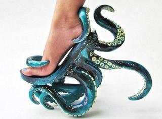 怪鞋设计师又出新作 敢穿的也只有GaGa了