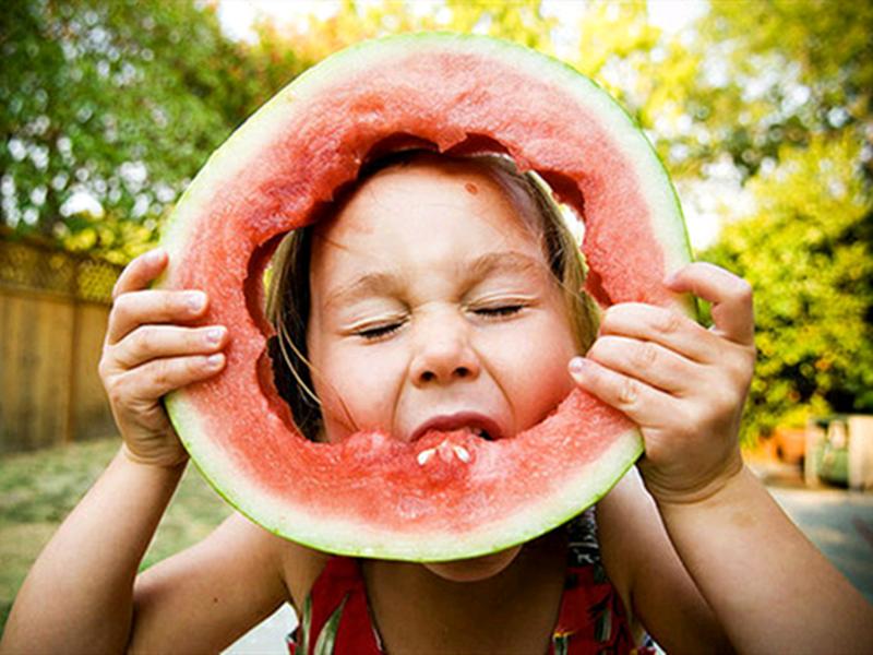 西瓜的10种奇葩吃法,西瓜君快被虐哭了