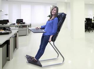 新款神器倾斜椅 妈妈再也不用担心我久坐成胖子了