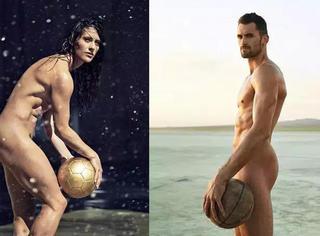 舔屏 | ESPN 2015全裸肌肉大片 喷你一脸荷尔蒙
