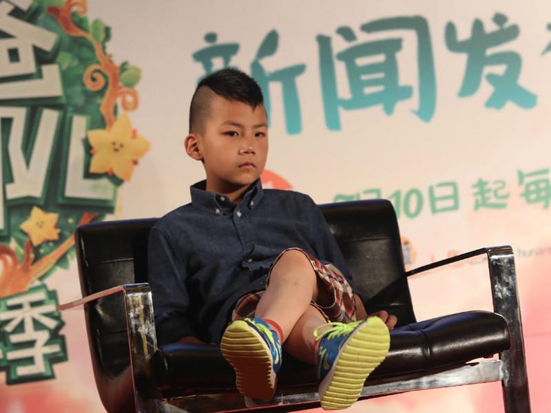 爸爸3最热CP | 胡皓康:刘诺一,你已经引起了我的注意