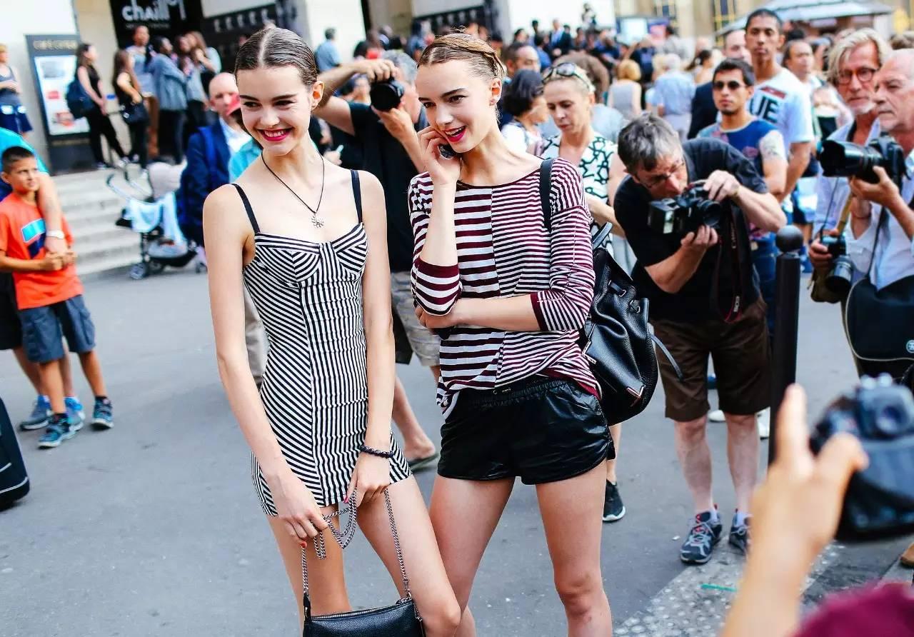 最时髦的人在巴黎怎么穿?赶快来学习她们的街拍大招!