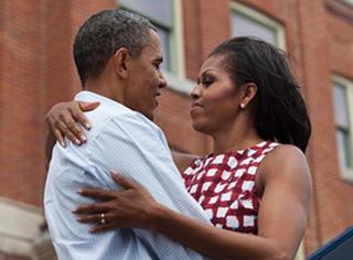 奥巴马米歇尔的初恋故事要拍电影 习大大彭麻麻啥时也能来一个?