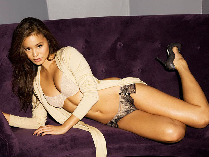 Jamie Chung教你时尚穿搭,亚洲身材穿出欧美范!
