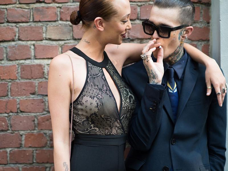 女人请好好打扮你的男人 因为他代表了另一个你!