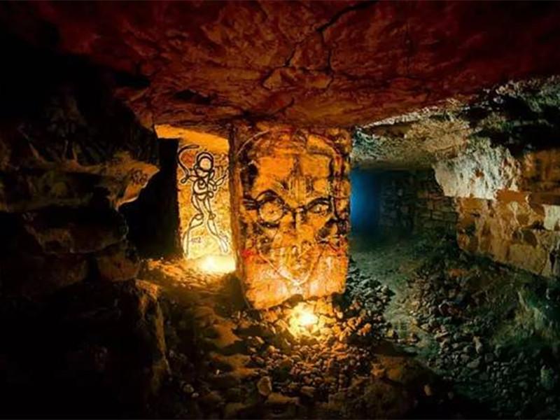 震惊!巴黎的地下原来是……