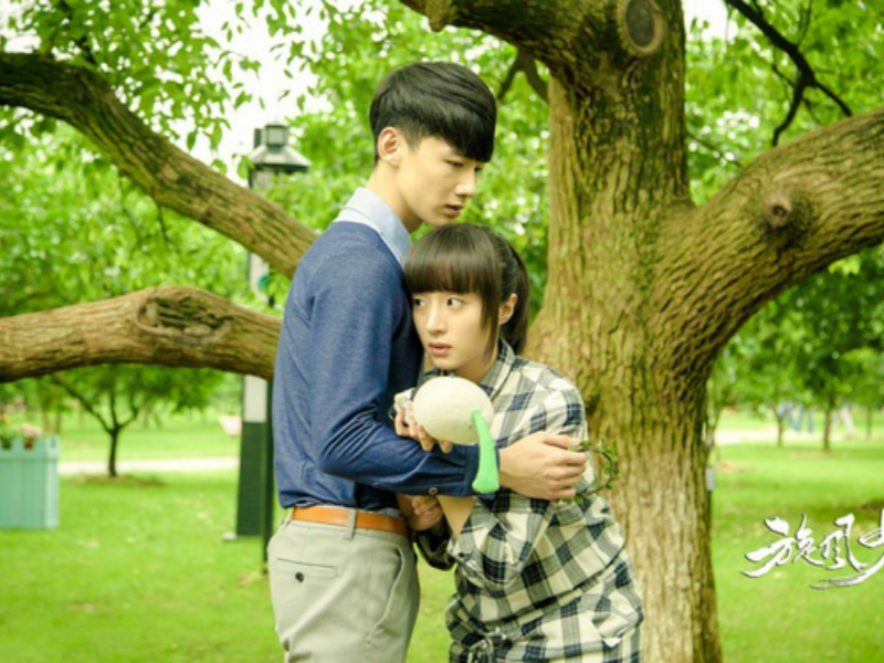 《旋风少女》 | 杨洋、白敬亭、陈翔三男追一女 快放开他们让我来