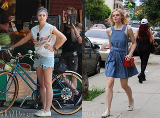 经典新穿法 | 夏天就要赤脚穿浅口运动鞋!