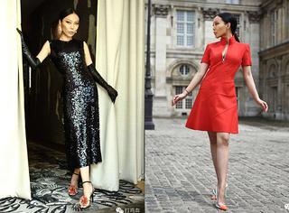 真会玩!18岁开始她已经穿了十一年Dior高定  Style