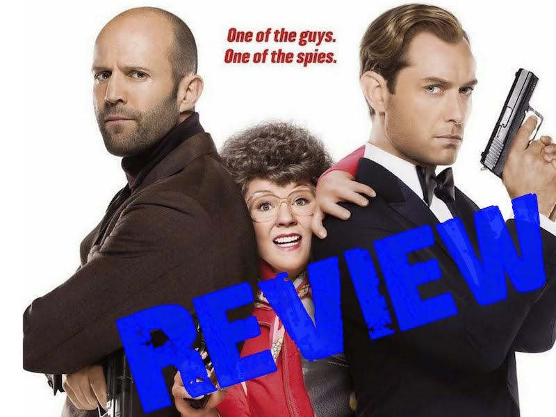 周末电影院 | 《女间谍》男神都做了绿叶 聪明善良的女胖子才是主角
