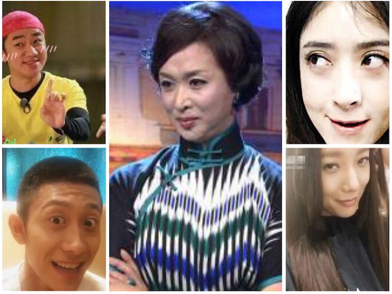 王祖蓝、华妃蒋欣、张一山、王珞丹,模仿金星到底哪家强?