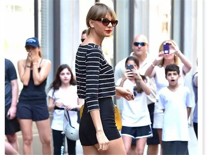 7日衣橱丨女星们的热裤look,一种长度,N种风情