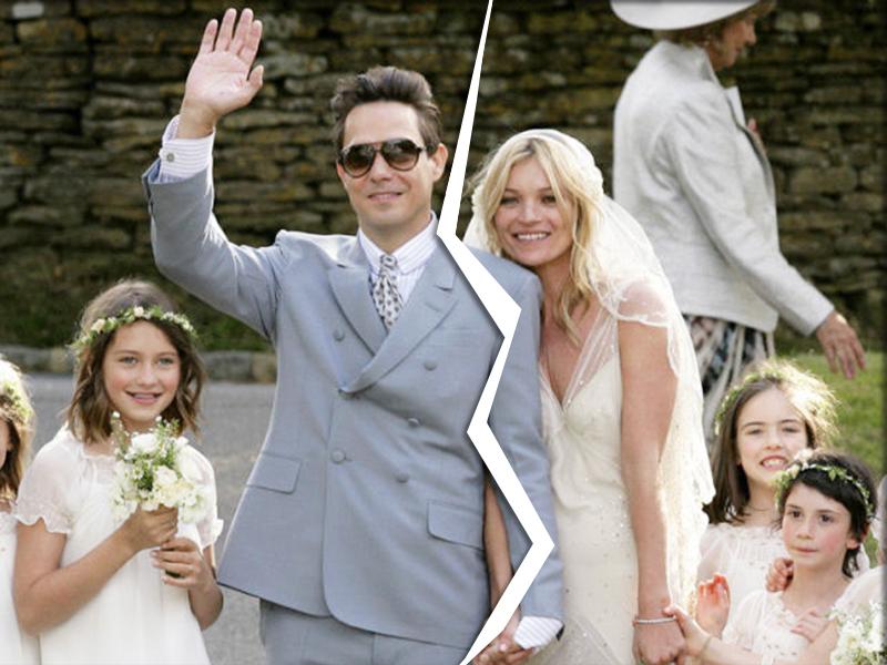 Kate Moss要离婚 时尚女王赢了世界输了爱情