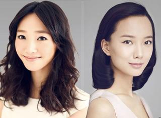 白百何&王珞丹:撞脸姐妹花把暑期档的帅哥都承包了