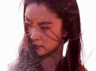 亦舒写林青霞:眼神一亮,心头一凉,神魂一荡