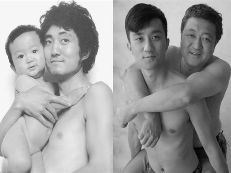 一组拍了30年的照片,看哭了两代人