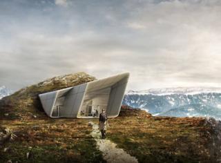 他为世人在阿尔卑斯山上建了6座博物馆,座座惊艳世界