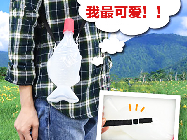 把吃寿司的酱油小鱼背在身上 你就是时尚界的吃货!