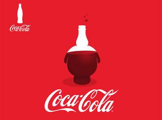 这才是可口可乐、苹果、索尼LOGO应该长得样子!