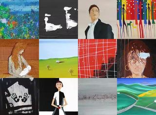 一个人能画出12种风格的作品 竟是因为她有12重人格!