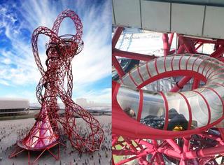 城会玩 | 伦敦奥运地标轨道塔 要改成世界最高的滑梯?