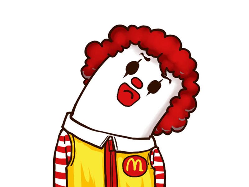 麦当劳秘密菜单!把麦香鱼麦香鸡巨无霸合起来是啥味儿?
