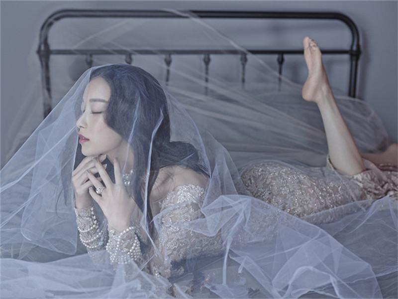 看脸 | 倪妮:这个新娘有点拽