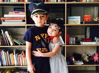 看过刘烨家的小王子 姑娘们都在幻想自己有个哥哥!