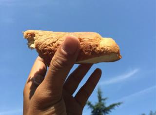 孙俪做了个面包,邓超说不好吃他也只是全部吃光了而已