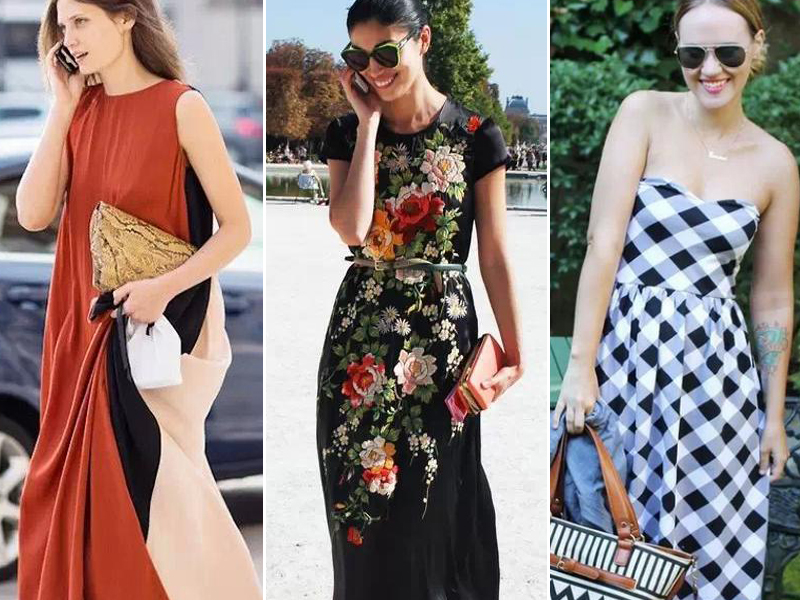 连衣裙都不会穿,还怎么过夏天 ?