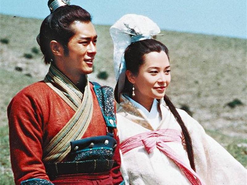 古天乐要拍电影《寻秦记》你们还记得当年的项少龙吗?