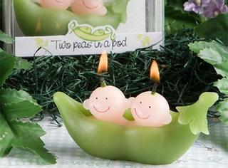 15款设计超巧妙的蜡烛!让你舍不得点燃