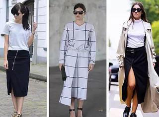 世界上最显瘦的裙子你要不要,怎么可以这么瘦?