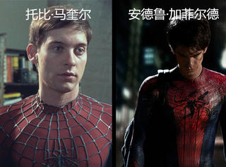 蜘蛛侠53岁啦!他和他你更喜欢哪一版?