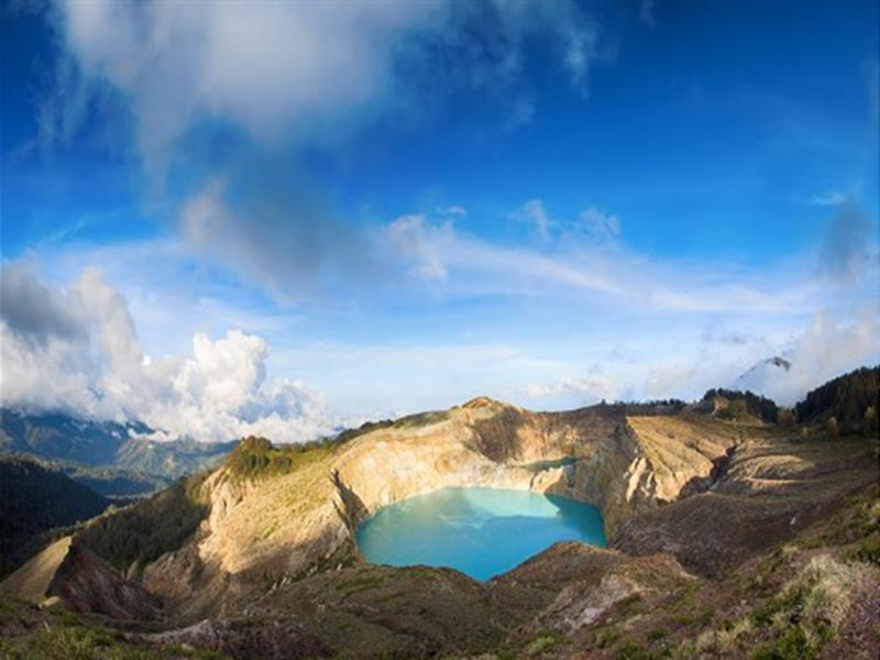 盘点世界最美火山