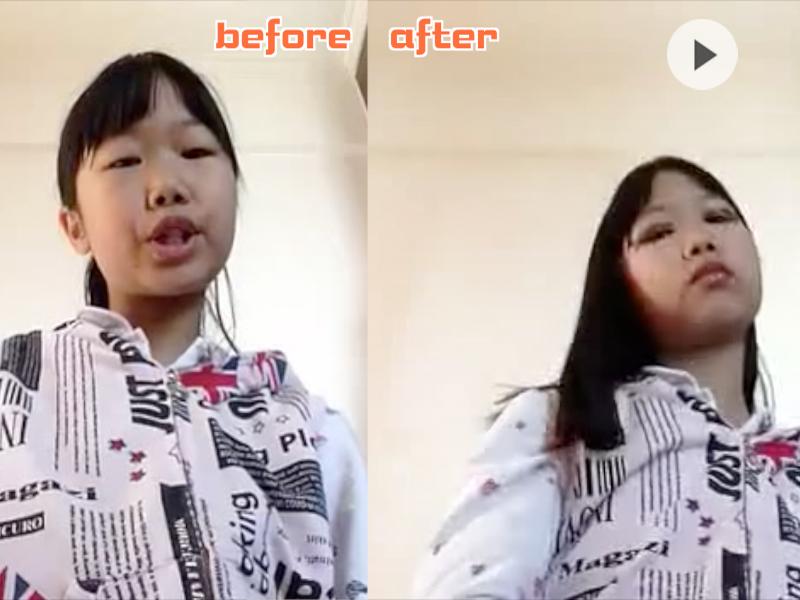 橘子视频  | 小学生教你如何化妆,全程高能请注意!