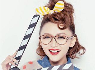 戴眼镜女生扎发不好看?那是因为你没扎对!