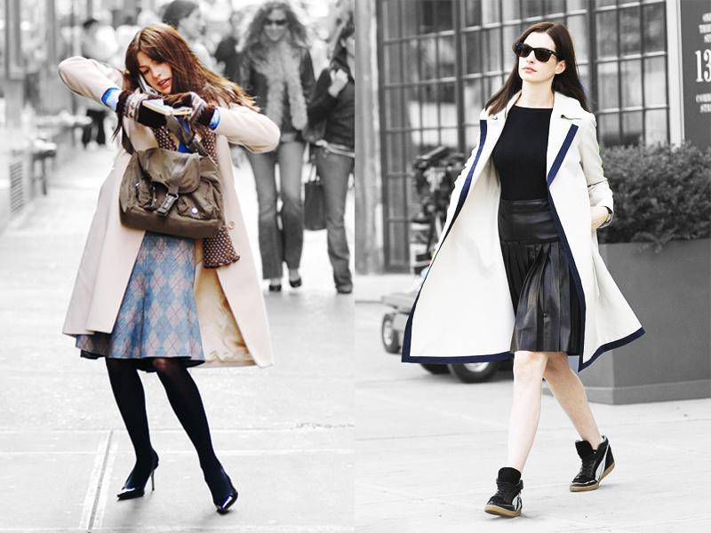 安妮·海瑟薇:从实习生到时装精,看这一部电影!
