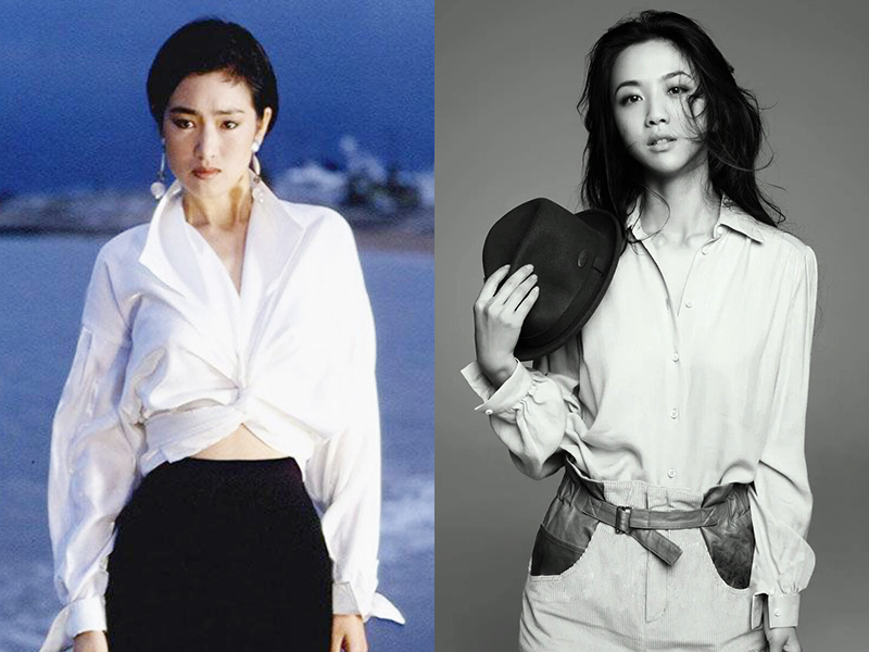 女人的白衬衫就是一部时尚界的传奇史