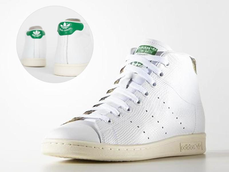 """Adidas火翻天的""""小绿""""又出了中帮款!还有蛇纹系列!"""