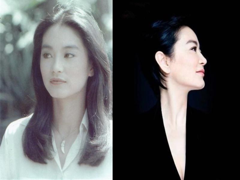林青霞:从妙龄少女到花甲优雅,对美丽既不挥霍也不挣扎