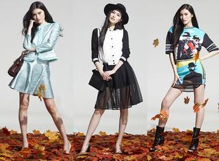 超模何穗 PK 10大女星:今秋怎么穿才最美?